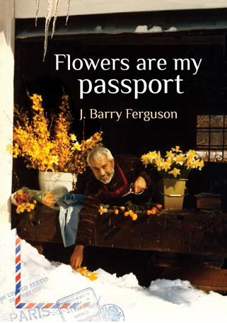 Flowers are my passport